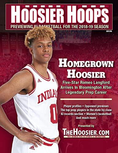 hot sale online 92f91 21d18 Amazon.com : Hoosier Hoops 2018 : Everything Else