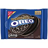 OREO Dark Chocolate Sandwich Cookies,12.2 oz.