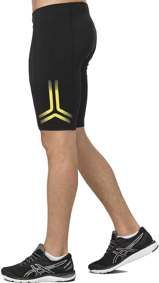 ASICS Icon Sprinter Correr Pantalones Cortos Ajustados - S: Amazon ...