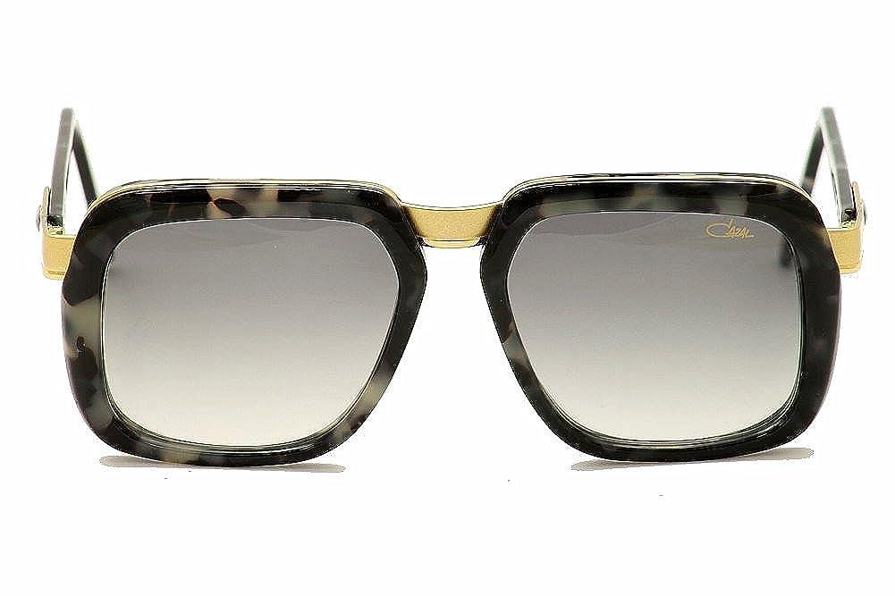 0f478a5cd4c9 Amazon.com  Cazal 616 Sunglasses 90SG Camouflage Gray Gradient Lens 56mm   Clothing
