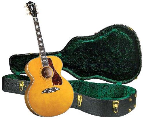 Blueridge BG-2500 Historic Series Acoustic Guitar with Deluxe Hardshell Case (BG-2500BUN1)