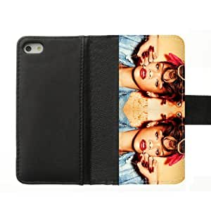 Generic Rihanna Custom Diary Leather Cover Case For IPhone5