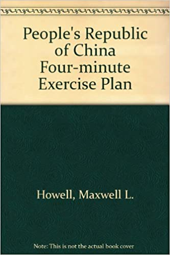 People's Republic of China 4-Minute Exercise Plan
