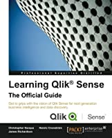 Learning Qlik Sense: The Official Guide Front Cover