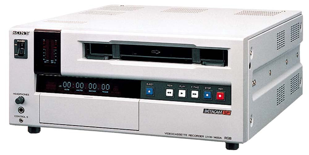 SONY UVW-1400A 業務用 ベータカムSP ビデオデッキ B0074KY7NU