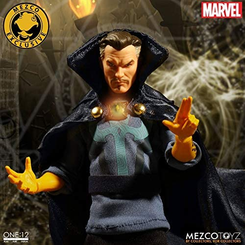 Mezco Toyz One:12 Dr Doctor Strange First Appearance 2018 Fall Exclusive 2018