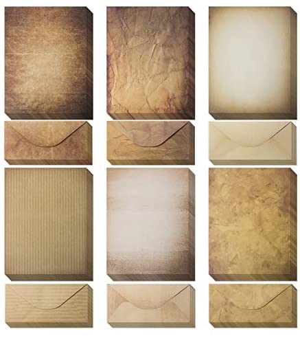 Vintage Paper Envelopes Classic Printing product image