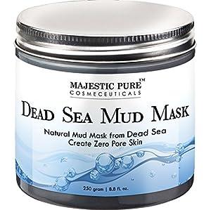 Majestic Pure Unique Face Mask Facial Cleanser, 8.8 fl oz
