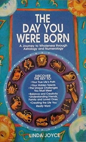 Price comparison product image Day You Were Born a Journey to Wholeness