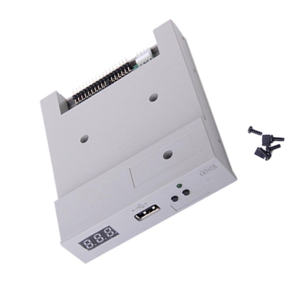Updated Version SFR1M44-U100 USB Floppy Drive Emulator -Gray