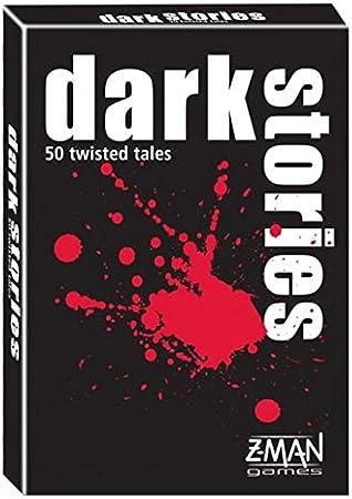 Amazon Com Dark Stories Game Toys Games
