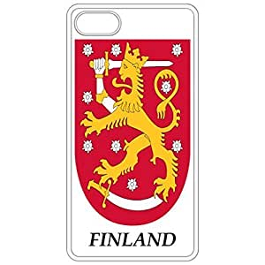 Finland - Coat Of Arms Flag Emblem White Apple Iphone 6 (4.7 Inch) Cell Phone Case - Cover