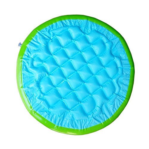 OZ STORE Inflatable Baby Pool, Multi Color (2-feet) MRP 699