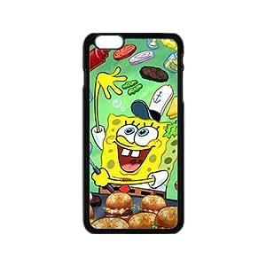 Lovely SpongeBob SquarePants Cell Phone Case for Iphone 6