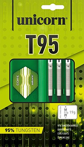 Unicorn Core XL T95 Soft Dart 18g 95/% Tungsten