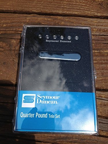 Seymour Duncan Quarter Pound Tele Pickup Set Telecaster Bridge & Neck (0.25 Lb Package)