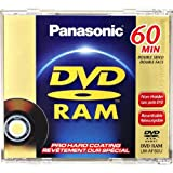 Optical CD & DVD-Panasonic 8cm Double-Layer DVD-RAM For Camcorders - Single