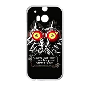 Happy majora's mask Phone Case for HTC One M8 BY supermalls
