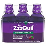 ZzzQuil Nighttime Sleep-Aid - Berry...