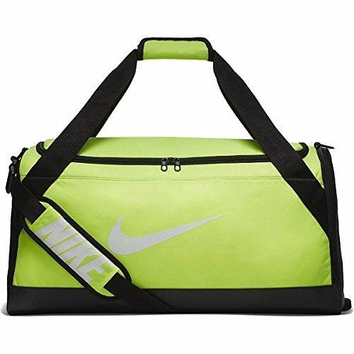 Galleon - Nike Mens NK BRSLA M DUFF BA5334-702 - Volt Black White 5f9021a447af5