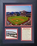 "Legends Never Die ""Washington Nationals Park"" Framed Photo Collage, 11 x 14-Inch"