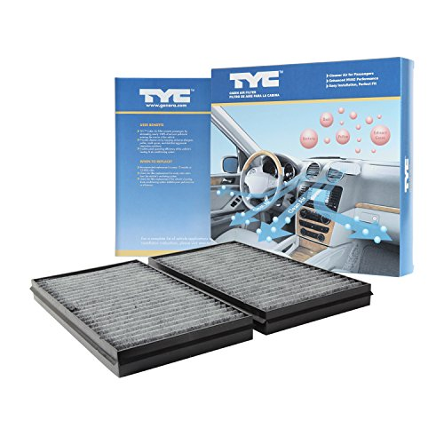 - TYC 800028C2 BMW Replacement Cabin Air Filter