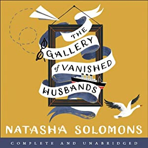 The Gallery of Vanished Husbands Audiobook