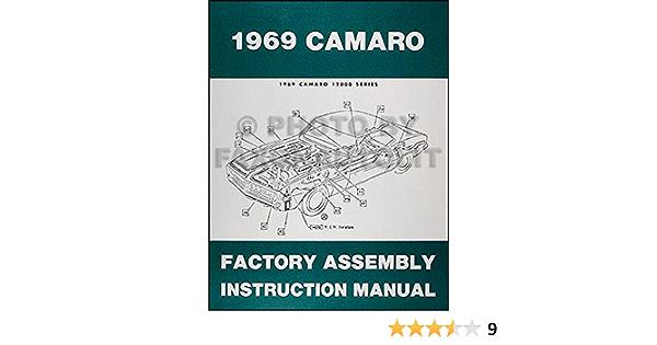 1969 Camaro Rs Ss Z28 Factory Assembly Manual Reprint Gm Chevy Chevrolet Camaro Gm Chevy Chevrolet Camaro Gm Chevy Chevrolet Camaro Gm Chevy Chevrolet Camaro Gm Chevy Chevrolet Camaro Gm Chevy
