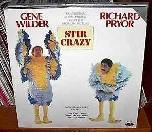 STIR CRAZY (ORIGINAL SOUNDTRACK LP, IMPORT, 1981)