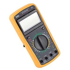 Multímetro digital portátil com beep - DT9205A