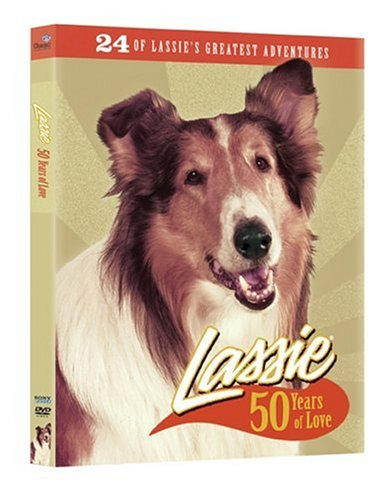 Lassie - 50th Anniversary TV Collection by Lassie