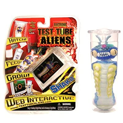 Test Tube Alien Electronic SHAKO: Toys & Games