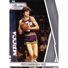 2010 Pistol Pete Maravich 2010 2011 Panini Prestige 146 M (Mint)