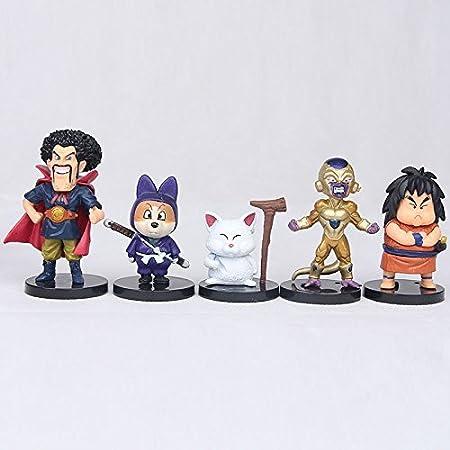 Amazon.com: 10 piezas Dragon Ball Z Anime figura juguetes ...