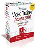 Access 2016 Training Videos - 16 Hours of Access 2016 training by Microsoft Office: Specialist, Expert and Master, and Microsoft Certified Trainer (MCT), Kirt Kershaw