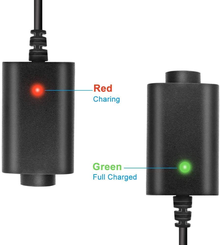 USB Smart Charger with Over-Charge Protection and Over-Voltage Protection 3Pack