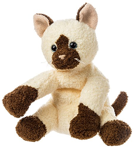 Mary Meyer Sweet Kiah Kitty Plush (Fuzzy Kitten)