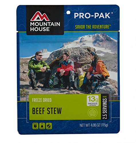 Mountain House Pro Pak Beef Stew (1 Pouch)