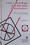 Laser Metrology and Machine Performance, , 1853122416