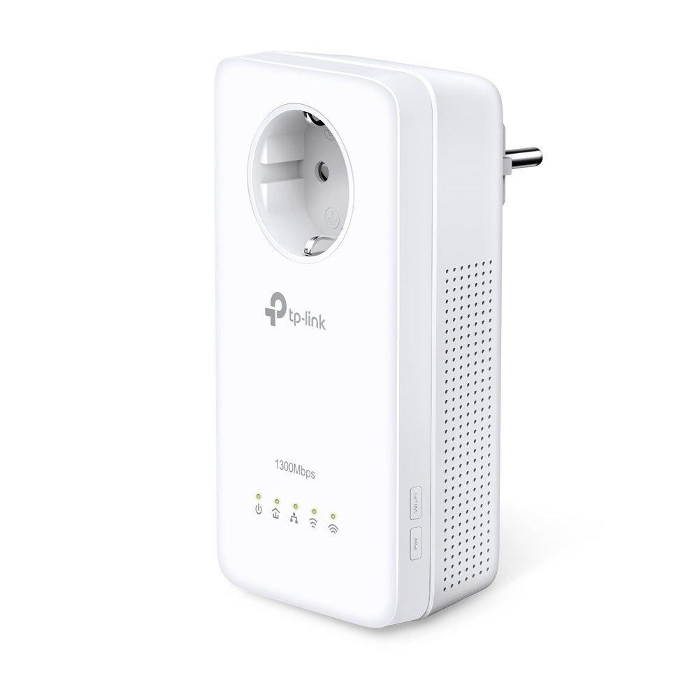Sistema Wi-Fi H/íbrido Mesh para Toda la Casa AC1200+AV1000 3-Pack TP-Link Deco P9