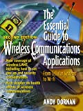 img - for The Essential Guide to Wireless Communications Applications (2nd Edition) book / textbook / text book