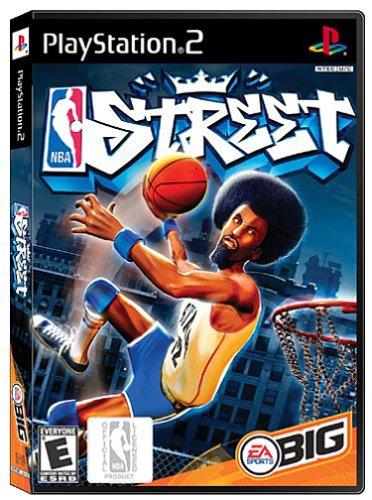 - NBA Street (Playstation 2)