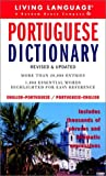 Portuguese Dictionary, Living Language Staff, 1400020255