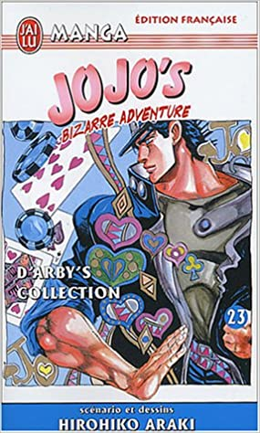 Jojos Bizarre Adventure Tome DArbys Collection - 23 of the strangest books to ever appear on amazon