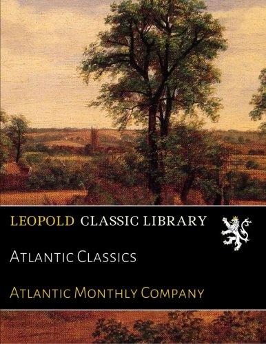 Download Atlantic Classics pdf epub