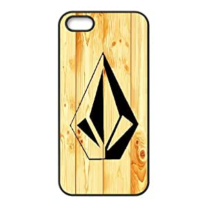 IPhone 5,5S Phone Case for VOLCOM pattern design