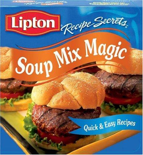 Shaped Board Book Lipton (Shaped (Lipton Onion Soup Recipes)