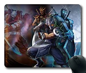 Customizablestyle League of Legends Shen-2 Mousepad, Customized Rectangle DIY Mouse Pad