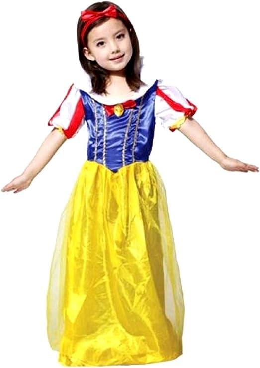 Disfraz de Blancanieves y los siete enanitos - princesa ...