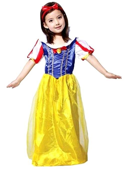 Disfraz de Blancanieves y los siete enanitos - Disfraz ...